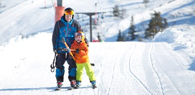 EASTER SKIING FOR FAMILIES IN SALEN AND VEMDALEN