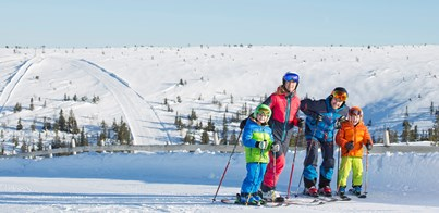 FEBRUARY HALF TERM FAMILY SKI HOLIDAY IN SWEDEN 2019