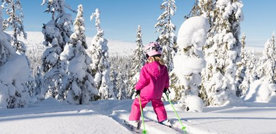 FEBRUARY HALF TERM FAMILY SKI HOLIDAY IN SALEN 2020